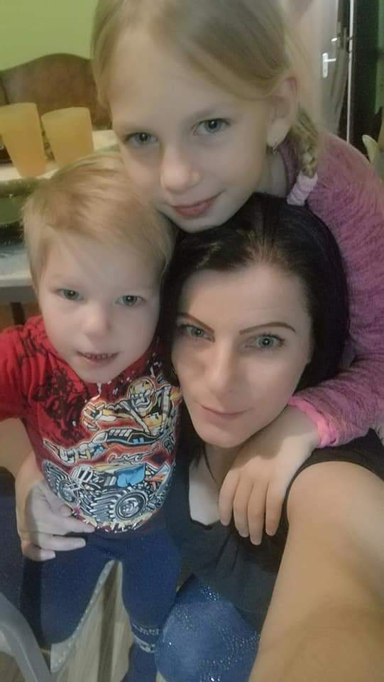 Martinka a jej deti